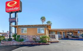 Econo Lodge Barstow California