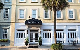 Vendue Hotel Charleston South Carolina