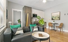 Contemporary Stylish 1br Apt In Lakeview B2 Apartment Chicago