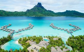 Intercontinental Hotel Bora Bora