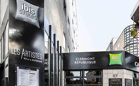 Hotel Republique Clermont Ferrand