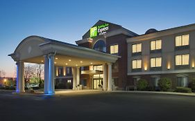 Holiday Inn Express Kalamazoo Michigan