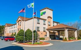 Holiday Inn Express Albemarle Nc