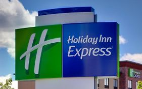 Holiday Inn Express Milledgeville Georgia 3*
