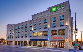 Holiday Inn Express Kansas City ku Medical Center