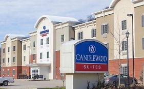 Candlewood Suites Logan West Virginia