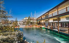 Northwoods Resort Big Bear California