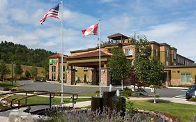 Holiday Inn Express Sequim Wa
