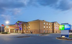 Holiday Inn Express Charlestown Wv