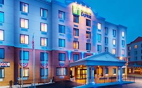 Holiday Inn Express Staten Island West Staten Island Ny