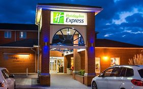 Holiday Inn Express Southampton West Postcode