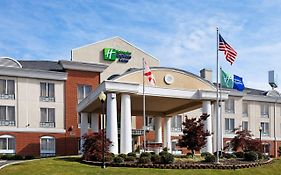 Holiday Inn Express Cullman Ala