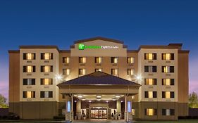Holiday Inn Express in Coralville Iowa