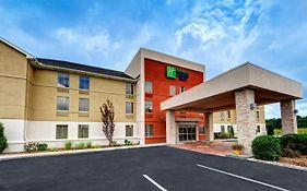 Holiday Inn Express Crossville Tn