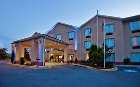 Holiday Inn Express Hiawassee Georgia