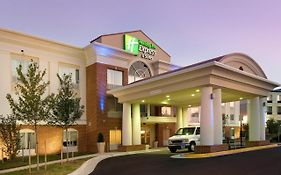 Holiday Inn Express Richmond Hwy Alexandria Va