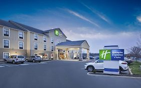 Holiday Inn Express Circleville Oh