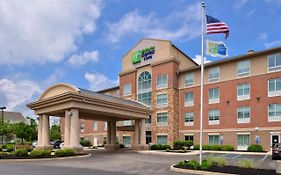 Holiday Inn Express in Mason Ohio