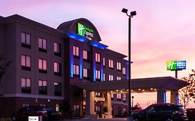 Holiday Inn Express el Reno Ok