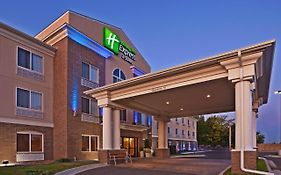 Holiday Inn Express Bethany Ok