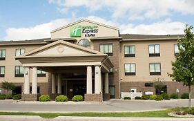 Holiday Inn Express Mason City Iowa