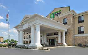 Holiday Inn Express Greenfield In