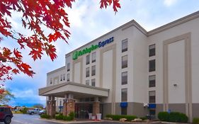 Holiday Inn Express Fayetteville Arkansas