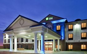 Holiday Inn Express Mcpherson Ks