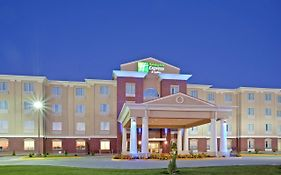 Holiday Inn Express in Dumas Texas