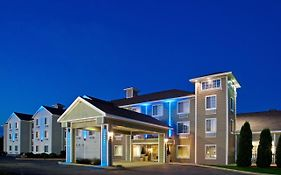 Holiday Inn Express New Buffalo Michigan 2*