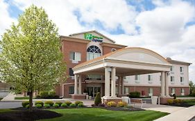 Holiday Inn Express Marion Ohio