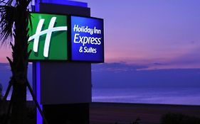 Holiday Inn Express in Galveston Texas