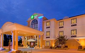 Holiday Inn Express Mount Pleasant Tx