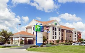 Holiday Inn Express Hotel & Suites Shawnee I-40, An Ihg Hotel photos Exterior