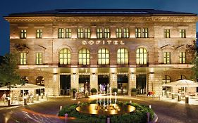Sofitel Munich Bayerpost photos Exterior