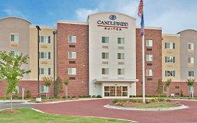 Candlewood Suites Jackson Ms