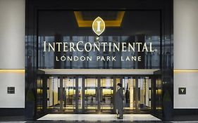 Intercontinental Hotel Park Lane London
