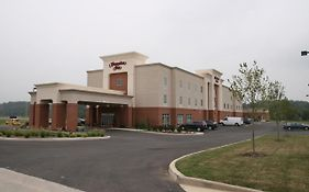 Hampton Inn Columbia Illinois