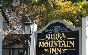 Sierra Mountain Inn Grass Valley Ca
