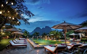 Riverside Boutique Resort Vang Vieng