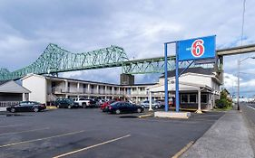 Motel 6 in Astoria Oregon