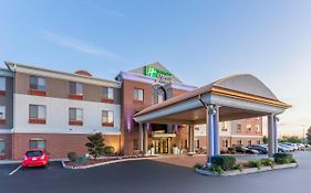 Holiday Inn Express Shiloh Illinois