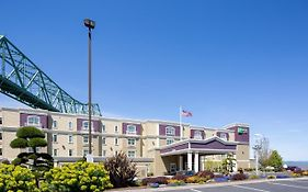 Holiday Inn Astoria Oregon