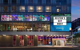 Moxy Boston Downtown
