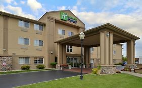 Holiday Inn Express st Joseph Michigan