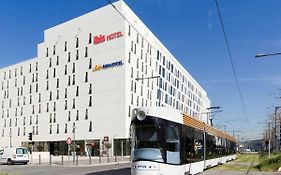 Ibis Marseille Centre Euromed photos Exterior