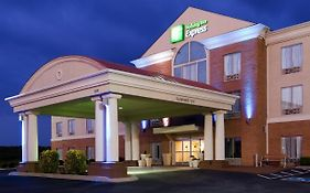 Holiday Inn Express Athens Tennessee