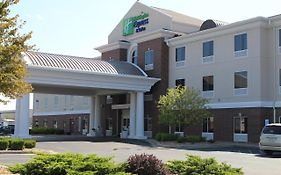 Holiday Inn Express Sedalia Missouri
