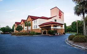 Red Roof Inn Savannah Georgia
