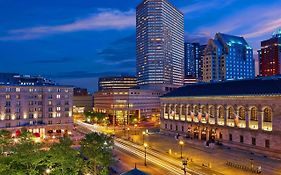 Westin Copley Place Hotel Boston Massachusetts